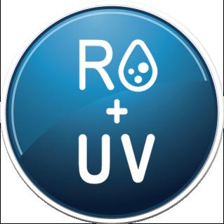100% RO + UV
